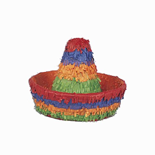 Pinata petit Sombrero pignata mexique anniversaire jubilé