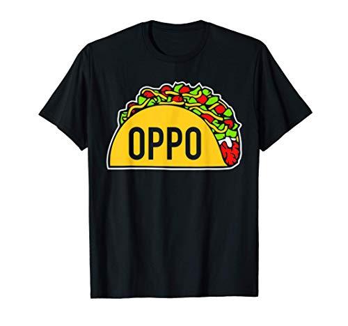oppo taco Halloween T-Shirt