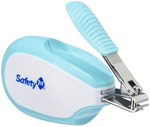 Safety 1st Steady Grip Infant Nail Clipper (Colors May Vary)