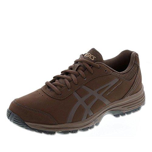 ASICS Damen Gel-Nebraska Walkingschuhe Farbe: Braun (8487); Größe: EUR 40 | US 8.5 | UK 6.5
