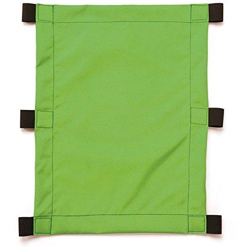Croozer Unisex Jugend Sonnensegel-3092099701 Sonnensegel, grün, One Size