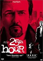 25TH HOUR (北米版)(リージョンコード1)[DVD][Import]