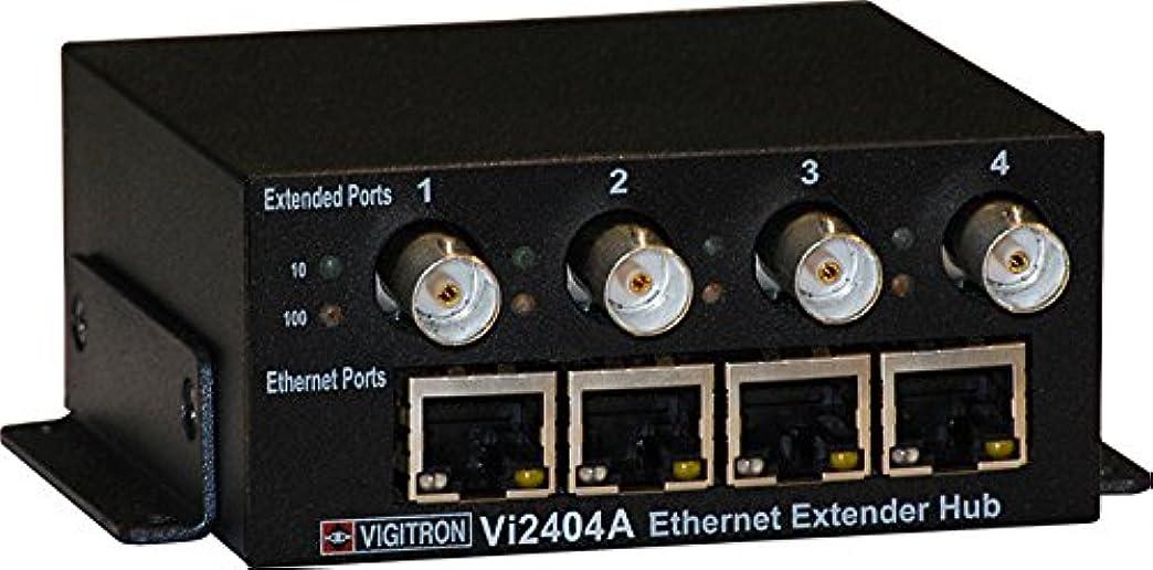 封筒血統ディスパッチハイテクインター MaxiiCopper Vi2404A PoE(+)延長モデム 173-VG-007