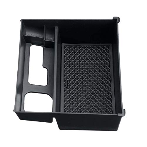 OYWNF Caja de Coches Caja de Almacenamiento Organizador de Almacenamiento Centro Consola Tray BoxFor Mazda 6 Atenza 2019 2020