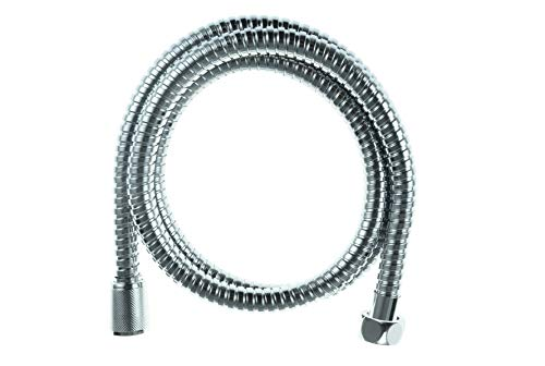 Silver//Chrome Finish NeoperlSupreme 70583998/Tap Hose with Water-Saving