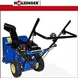 Holzinger Benzin Schneefräse - 3