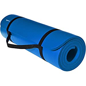 12 Inch Extra Thick Exercise Yoga Mat