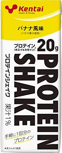 Kentai プロテインシェイク バナナ風味 200ml×24本入り