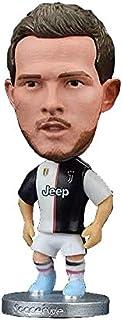 サッカーフィギュア ミラレム・ピャニッチ ユベントスFC 19-20 ホーム #5 Juventus Pjanic Soccerwe