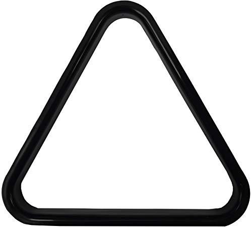 Triángulo para 15 bolas de snooker o billar (adecuado para bolas con diámetro de 5 cm)