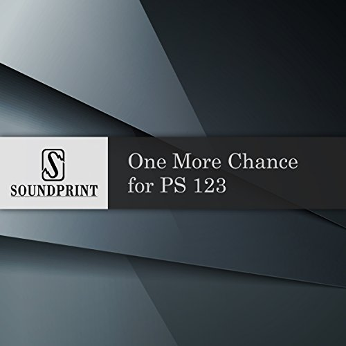 One More Chance for PS 123  By  cover art