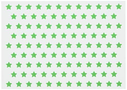 扶桑 irodo(イロド) リトルスター グリーン 【アイロン不要】【布用転写シール】【革・化繊OK】【ハンドメイド】 90049