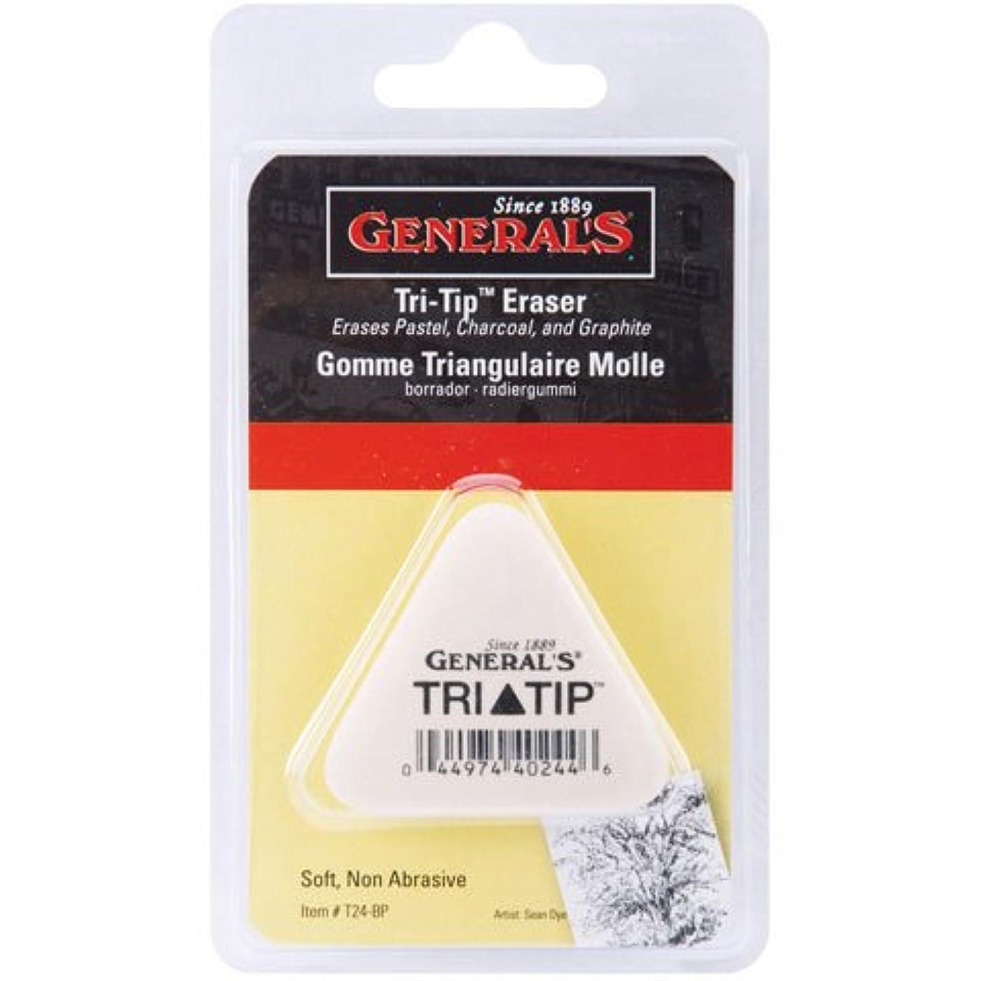 Better Crafts TRI.TIP ERASER CARDED (1 pack) (0GENT-24BP0)