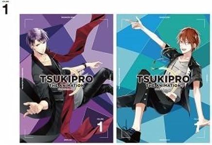【Blu-ray】TV TSUKIPRO THE ANIMATION(ツキプロ) 第1巻