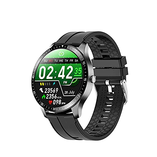 XYZK nuevo S80 reloj inteligente hombres s deportes fitness Tracker esfera personalizada impermeable IP68 ritmo cardíaco recordatorio teléfono sueño smartwatch H-H