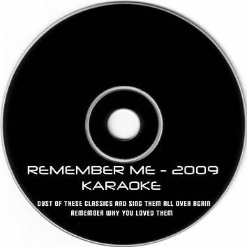 Remember Me - 2009