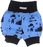 La Bortini Shorts Kurze Babyhose Pumphose Shorty Höschen Pumpshorts 50 56 62 68 74 80 86 92 (68)