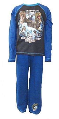 Jurásico mundo muchachos Raptor pijamas 4-5 años