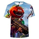 フォートナイト トマトヘッド Tシャツ 150㎝ キッズ ボーイズ アメリカでは スキン!