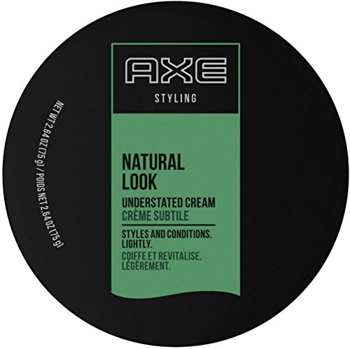 AXE Ax Understated Natural Look Hair Styling Cream 2,64 once (confezione da 4)