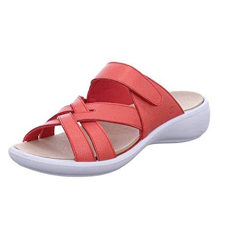 Romika Ibiza 104, Farbe:rot, Größe:39