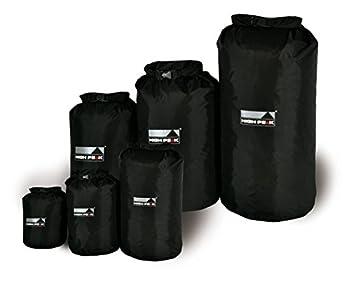 High Peak Drybag Sac de rangement étanche Noir M 15 L