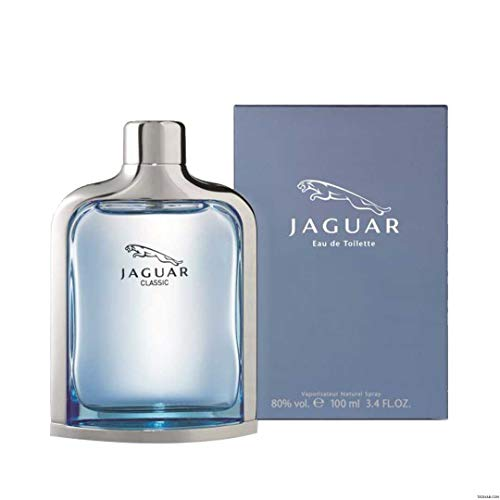 Jaguar Fragrances New Classic homme/men, Eau de Toilette Natural Spray, 100 ml