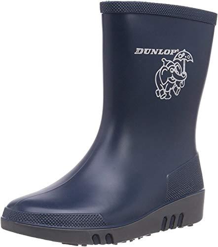 Dunlop Unisex Kinder Acifort Mini blau26 Gummistiefel, blau(Blauw) 04), EU 26 | UK 0 | US 0