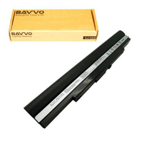 Bavvo 8-Cell Battery Compatible with ASUS U30JC-QX012X1