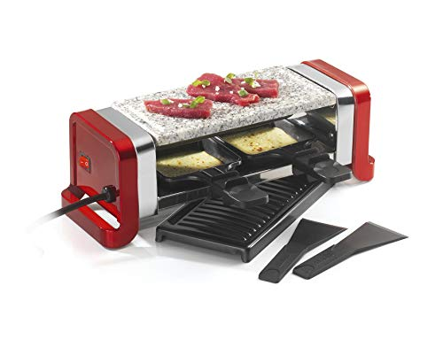 Kitchen chef - gr202-350r - Appareil … raclette 2 personnes 350w rouge