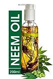 Urban yog Neem Oil for Hair, Face & Skin Care | Enhance Growth for Dry and Damaged Hair, Best Skin...