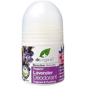 Dr. Organic Lavender Deodorant - Deodorante 50 ml