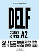 Preparation a l'examen du DELF Scolaire et Junior: Livre A2 + DVD-Rom nouvel
