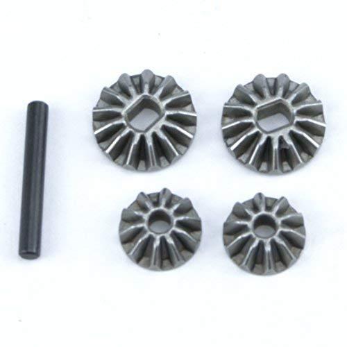 efaso Ersatzteil 004-02066 - Differential Kegelzahnräder / Differential Bevel Gears passend für Amewi Bad Boy, Kasa Pro, Booster, Booster Pro, Torche, Torche Pro