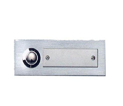 Friedland D94/1 contactplaat staal 1-rij