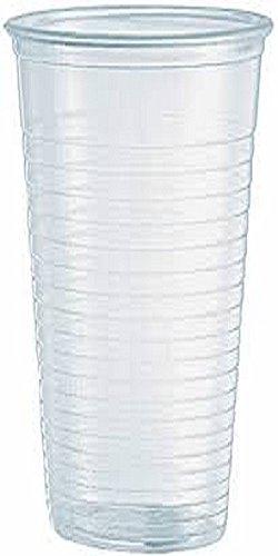 BICCHIERI PLASTICA TRASPARENTE USA E GETTA CC. 166 PZ. 3000