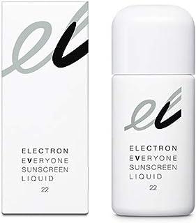 【公式】ELECTRON EVERYONE エレクトロンエブリワン SUNSCREEN LIQUID サンスクリーンリキッド (日焼け止め) 30ml