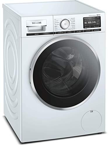 Siemens WM16XE40 iQ800 Waschmaschine / 8kg / A+++ / 1600 U/min / WLAN-fähig mit Home Connect / Outdoor-Programm / varioSpeed Funktion / Nachlegefunktion / aquaStop