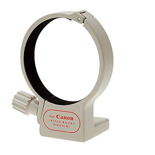 Camera Tripod Mount anello A (W) per Canon EF 300mm 70-200 mm f / 4L 400 mm f / 2.6 USM Lens recensione