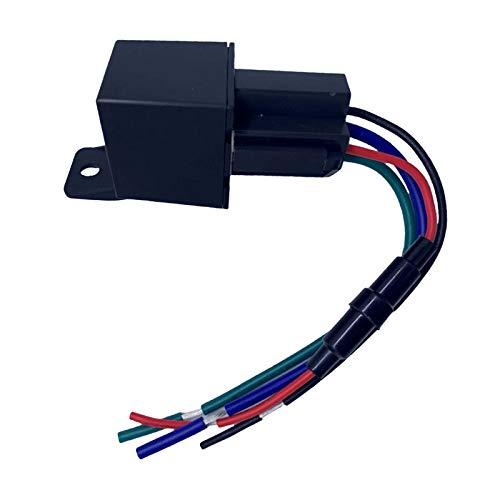Homyl Rastreador GPS para Veículos, Relé de Carro Veículo GPS Tracker Car Rastreamento GPS Rastreador GSM Dispositivo Localizador de Controle Remoto,