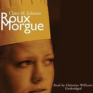 Roux Morgue audiobook cover art