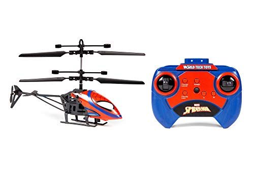 Spider-Man Marvel 2CH Mini IR RTF Electric Remote Control RC Helicopter