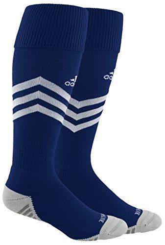 adidas - Calzini unisex Mundial Zone Cushion Otc, Unisex - Adulto Uomo, 977052, Blu...