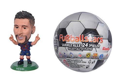 Simba 105951700 Soccerstarz Überraschungsball, 24-sort