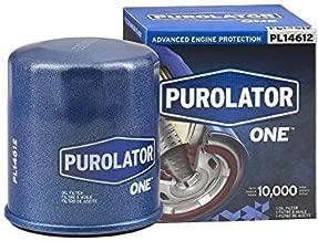 Purolator PL14612 PurolatorONE Oil Filter (Pack of 2)