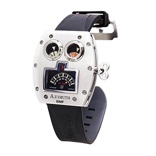 Orologio Azimuth mecha-1BMF Mr Robottino–Robottino
