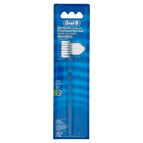 Oral-B Prosthesis Brush, Pack of 3