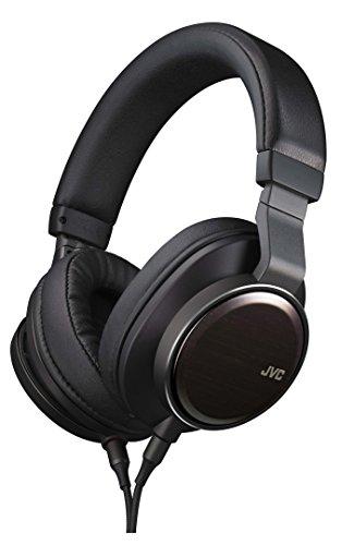 JVC 密閉型ヘッドホン CLASS-S WOODシリーズ ハイレゾ対応 HA-SW01