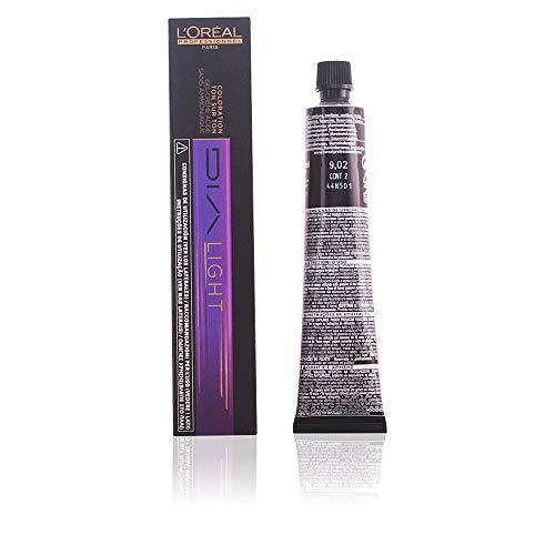 L Oréal Dia Light Colore Professionale per Capelli, 9.02 Milkshake Perlato, 50 ml