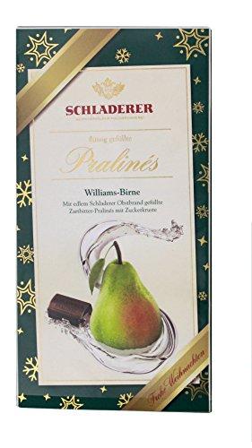 Schladerer - Pralinés Williams-Birne Pralinen - 127g